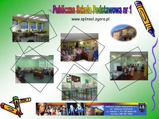 Publiczna Szkoła Podstawowa nr 1