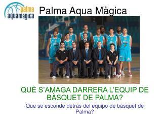 Palma Aqua Màgica