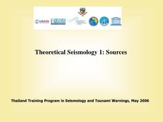 Brief History of Global Seismology in Thailand