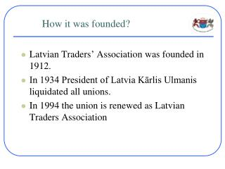 How it was founded?