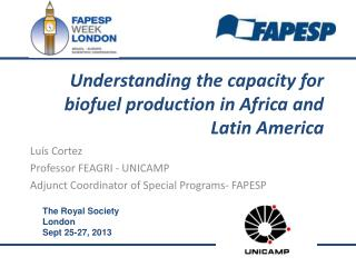Understanding the capacity for biofuel production in Africa and Latin America