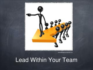 Lead Within Your Team