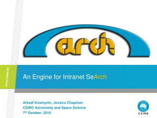 An Engine for Intranet  S e Arch