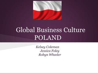 Global Business Culture POLAND