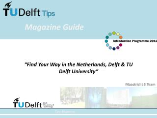 Tips Magazine