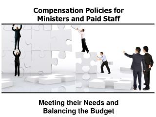 Compensation Policies for  Ministers  and Paid Staff