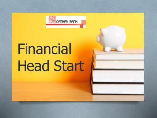 Financial  Head Start