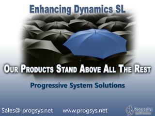 Progressive System Solutions