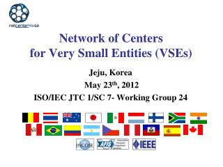 Network  of Centers  for Very Small Entities (VSEs)