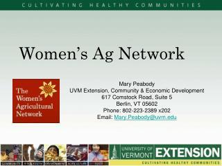 Women's Ag Network