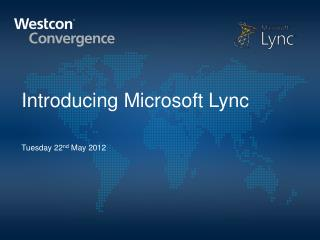 Introducing Microsoft Lync