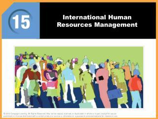 International Human Resources Management