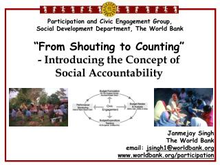 """""""From Shouting to Counting"""" - Introducing the Concept of  Social Accountability"""