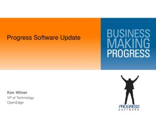 Progress Software Update