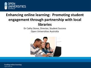 About Open Universities Australia