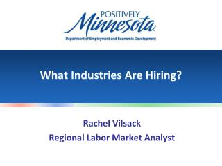 What Industries Are Hiring?