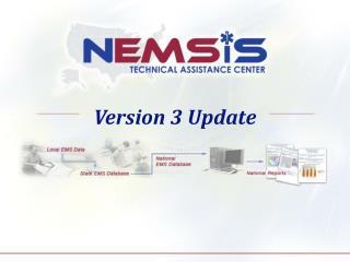 Version 3 Update