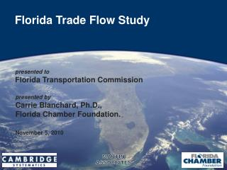 Florida Trade Flow Study