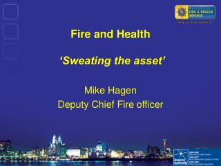 Change in a fire and rescue service PPT 412KB