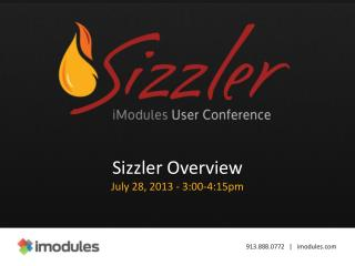 Sizzler Overview
