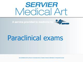Paraclinical exams