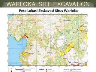WARLOKA  SITE EXCAVATION