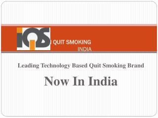 I QUIT SMOKING  INDIA