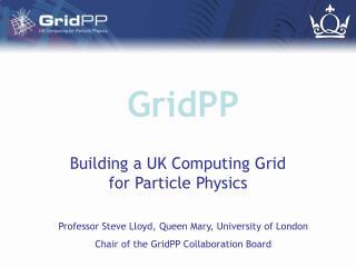GridPP