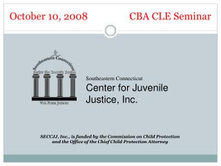 October 10, 2008                 CBA CLE Seminar
