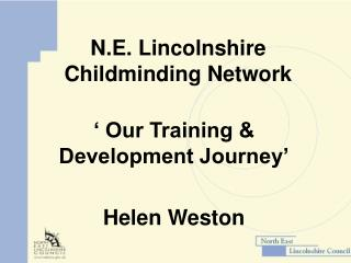 N.E. Lincolnshire Childminding Network