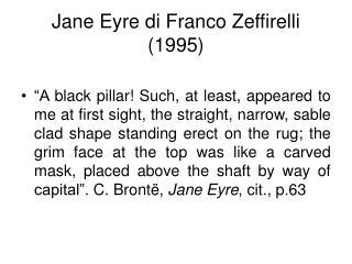 Jane Eyre di Franco Zeffirelli (1995)