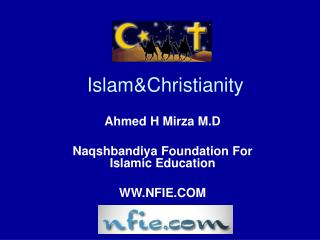 IslamChristianity Ahmed H Mirza M.D