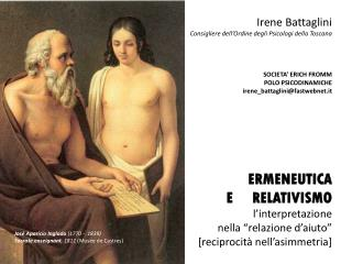 José Aparicio Inglada  (1770 - 1838) Socrate enseignant , 1811  (Musée de Castres)