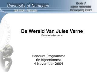 De Wereld Van Jules Verne Faustisch denken 4