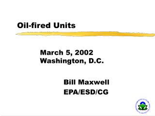Oil-fired Units