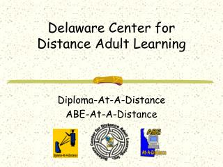 Delaware Center for Distance Adult Learning