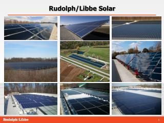Rudolph/Libbe Solar