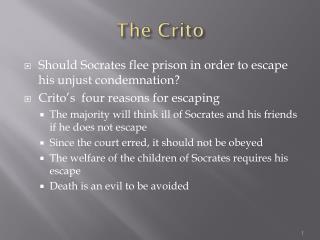 The Crito