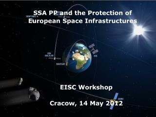SSA PP and the Protection of European Space Infrastructures