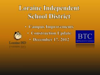Loraine Independent School District