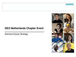 GEO Netherlands Chapter Event