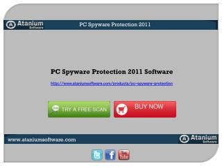 PC Spyware Protection