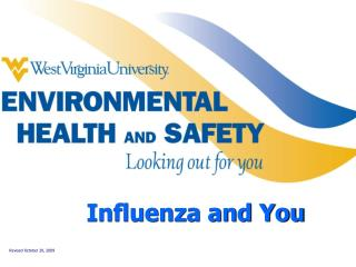 Influenza and You