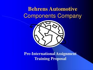 Behrens Automotive  Components Company