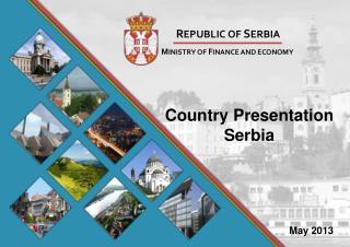 R EPUBLIC OF  S ERBIA