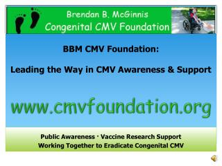 www.cmvfoundation.org