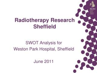Radiotherapy Research Sheffield