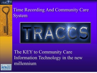 Time Recording And Community Care System