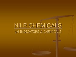 NILE CHEMICALS