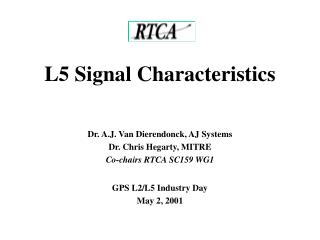 L5 Signal Characteristics